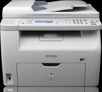 Epson Aculaser CX17wf