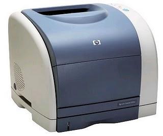 HP Laserjet 2550LN