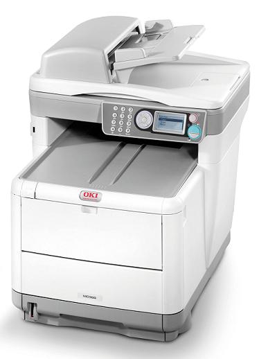 OKI MC350