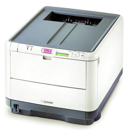 OKI C3600