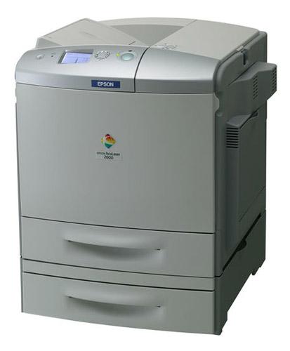 Epson Aculaser 2600DTN