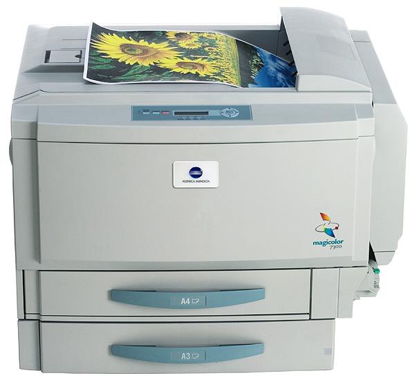 QMS Magicolor 7300