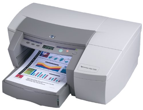 HP Business Inkjet 2200se