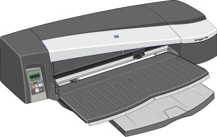 HP DesignJet 130