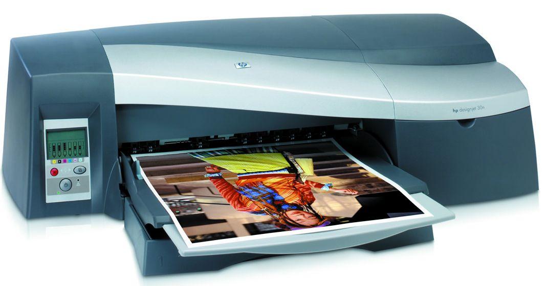 HP DesignJet 30 series